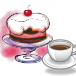 Old Dalby WI Coffee Morning